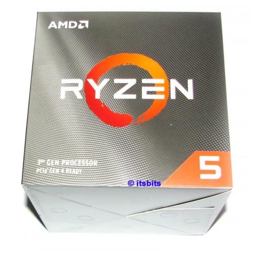 Amd Ryzen 5 3600x Am4 3 8ghz 4 4 Max Boost 6 Core 12 Thread Unlocked Game Cpu