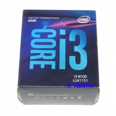 Intel i3-8100 LGA1151 3.6GHz Dual Core GEN8 CPU Processor 6MB Cache 51W