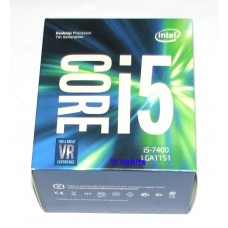 Intel i5-7400 LGA-1151 GEN7 3.0Ghz Quad Core 6MB Cache CPU Processor + Heatsink