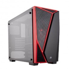 Corsair Carbide Series Spec-04 Tempered Glass Side Mid ATX Gaming Computer Case