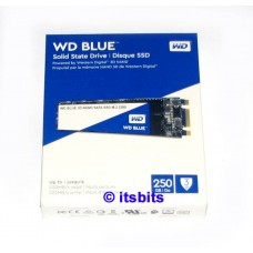 Western Digital 250GB Blue 3D Nand Tech M.2 2280 SSD Sata Solid State Drive