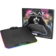 Galax SNPR RGB Gaming Mouse Pad 7 Lighting Effects Ultrafine Fibre Matte Surface