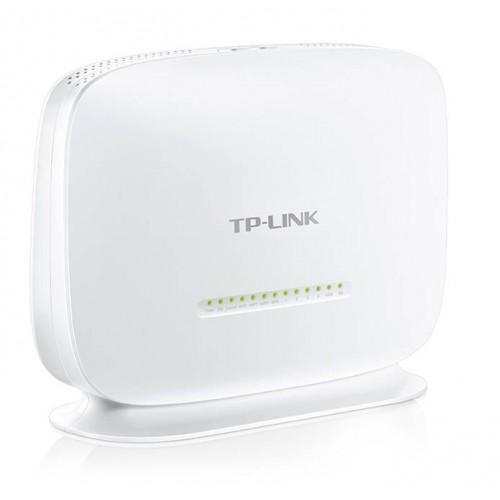 TP-Link TD-VG5612 VDSL ADSL 300Mbps Wireless N VoIP Modem 4P Router